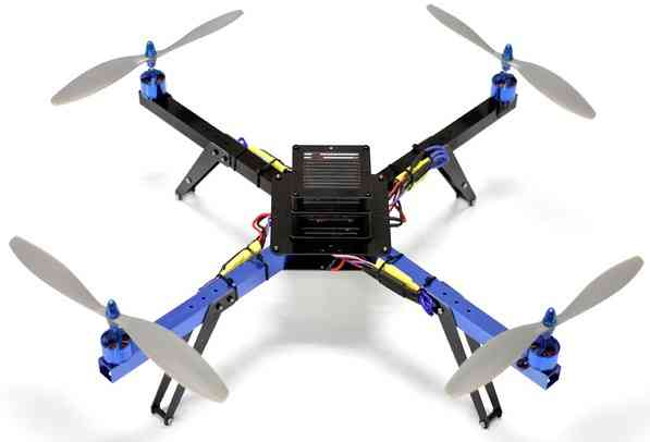 What Is A Multicopter And How Does It Work Copter