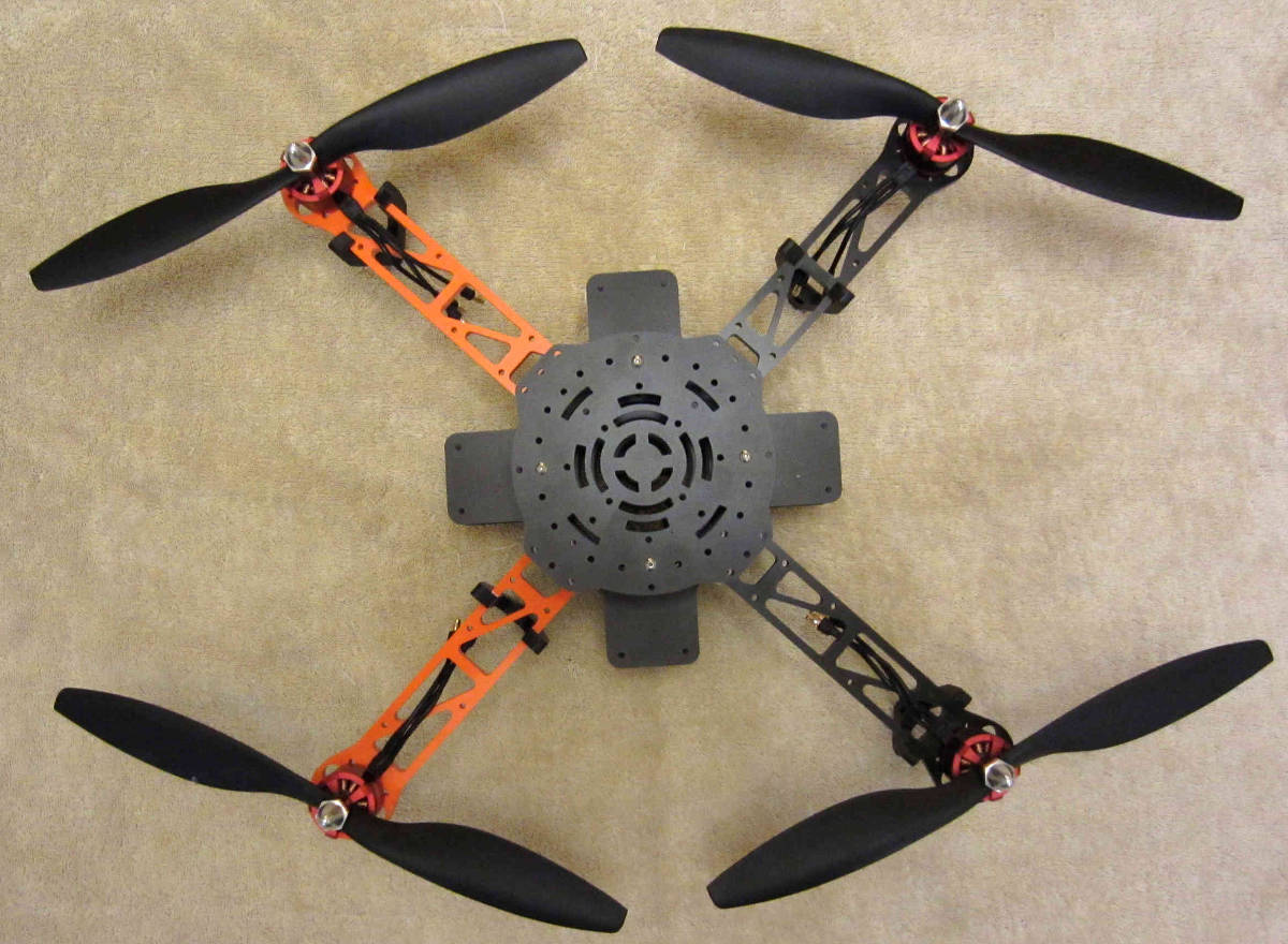Archived Hoverthings Flip Sport Quadcopter Copter