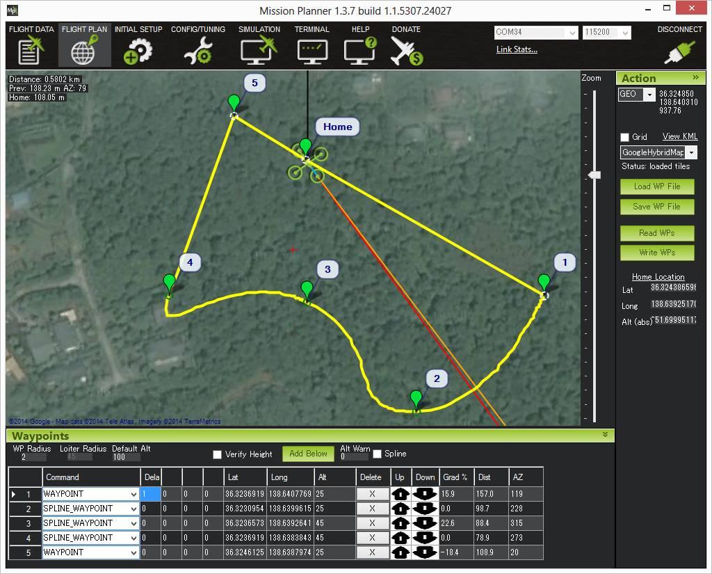 M8N GPS vs Pixhawk 2 0 Cube | 3D Robotics Drone Forum