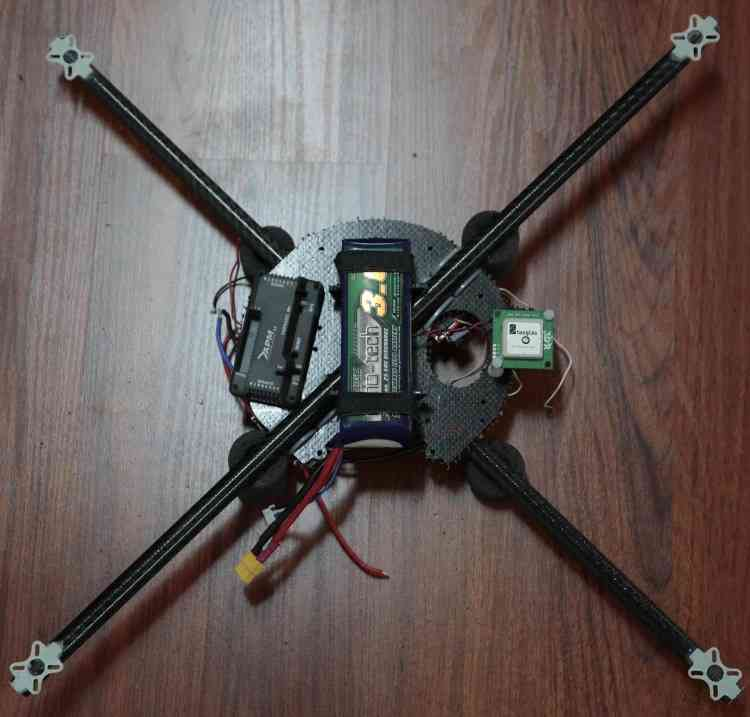 Advanced MultiCopter Design — Copter documentation