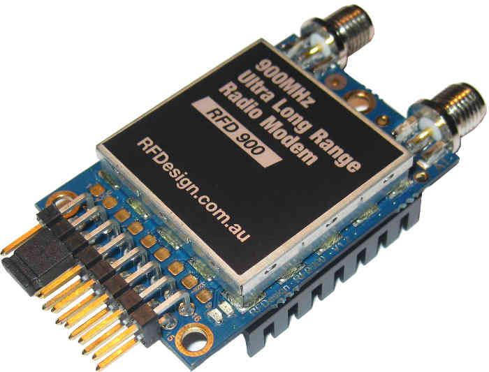Images RFD900 Telemetry Radio