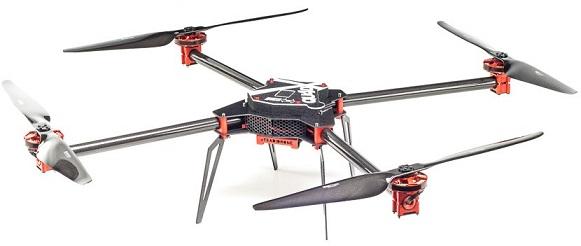 drone parrot quebec