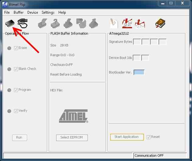 Archived:PPM Encoder APM 2 x Atmega 32U2 (8 Channel PPM