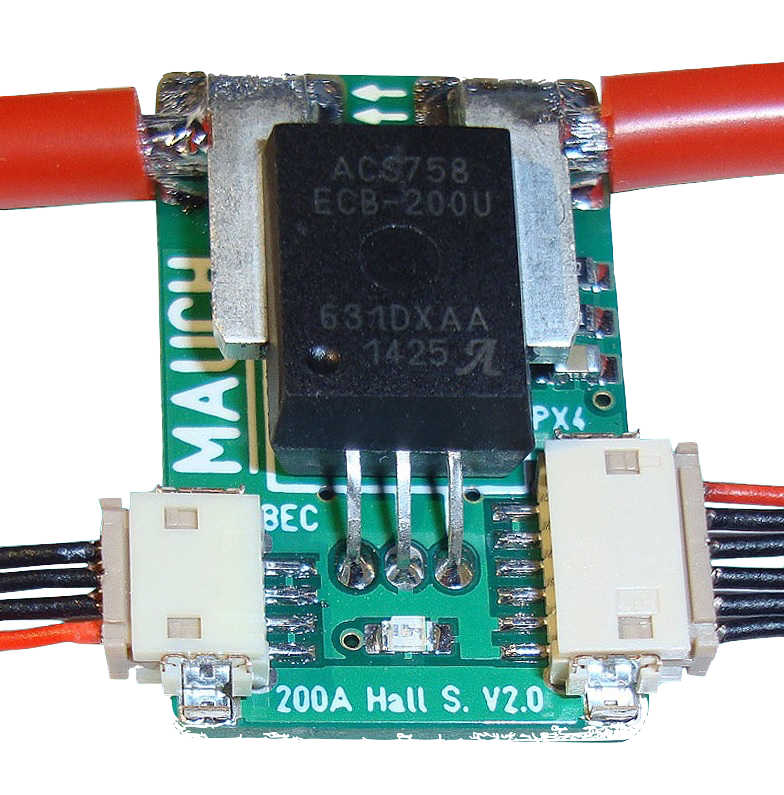 Mauch Power Modules Copter Documentation