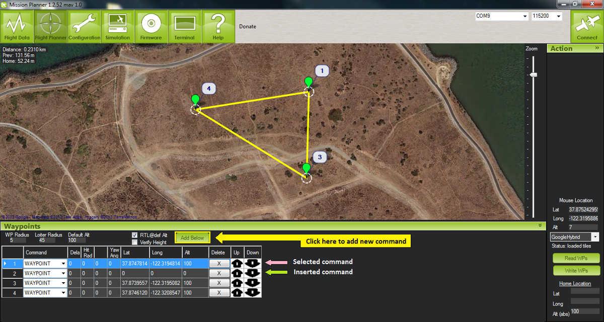 CHDK Camera Control Tutorial — Copter documentation