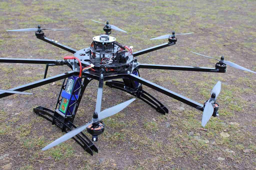 Acheter drone nice drone bebop 1