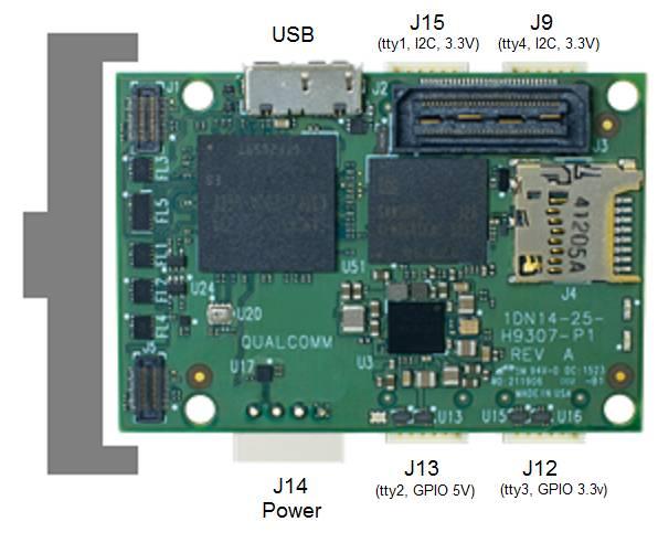 Qualcomm Snapdragon Flight Kit — Copter documentation