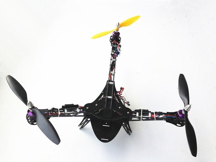 Advanced MultiCopter Design Copter Documentation