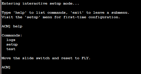 help in command prompt