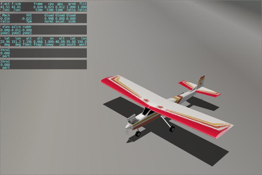 Using SITL with X-Plane 10 — Dev documentation