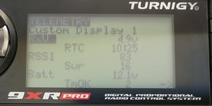 FrSky Telemetry — Plane documentation