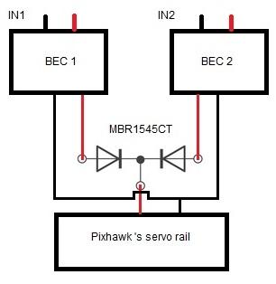 MBR1545CT diagram2 powering the pixhawk plane documentation plane power r1224 wiring diagram at honlapkeszites.co