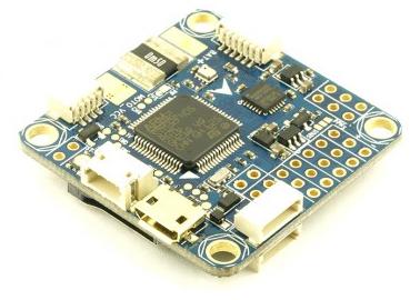 Omnibus F4 Pro (on-board current sensor) and Omnibus F4 AIO
