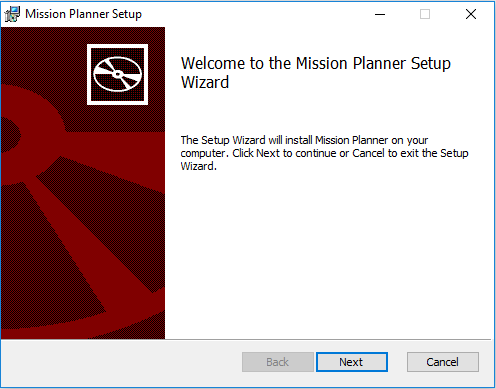 Installing Mission Planner (Windows) — Mission Planner
