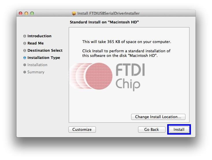 Installing APM Planner for Mac — APM Planner 2 documentation