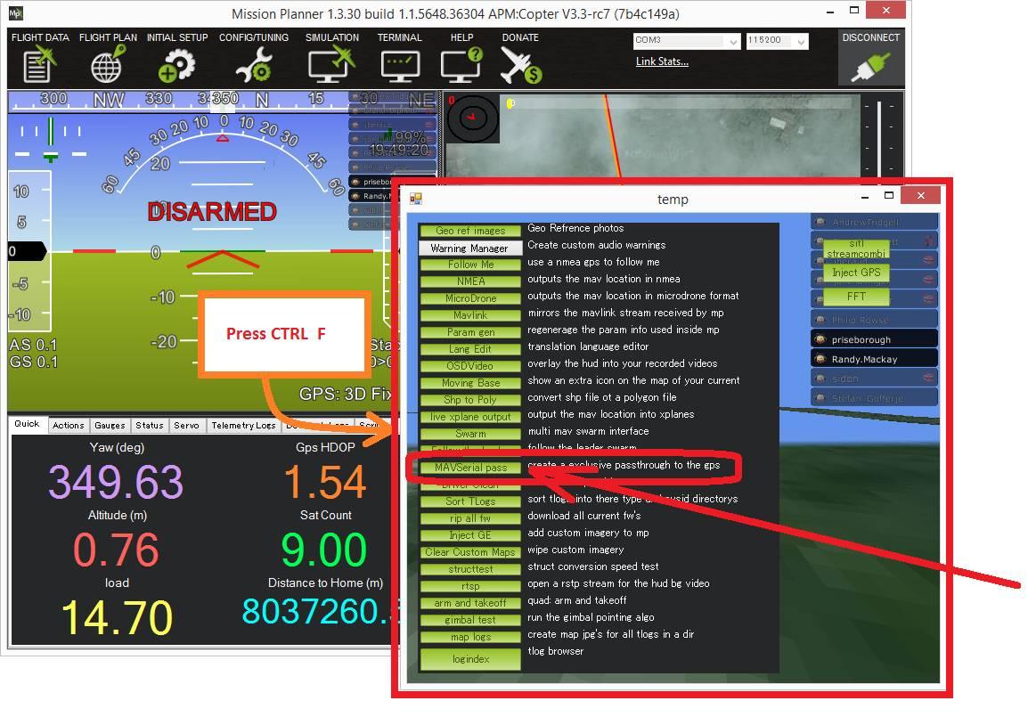 Ublox Gps Configuration Rover Documentation