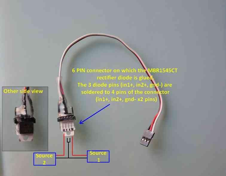 powering the pixhawk rover documentation