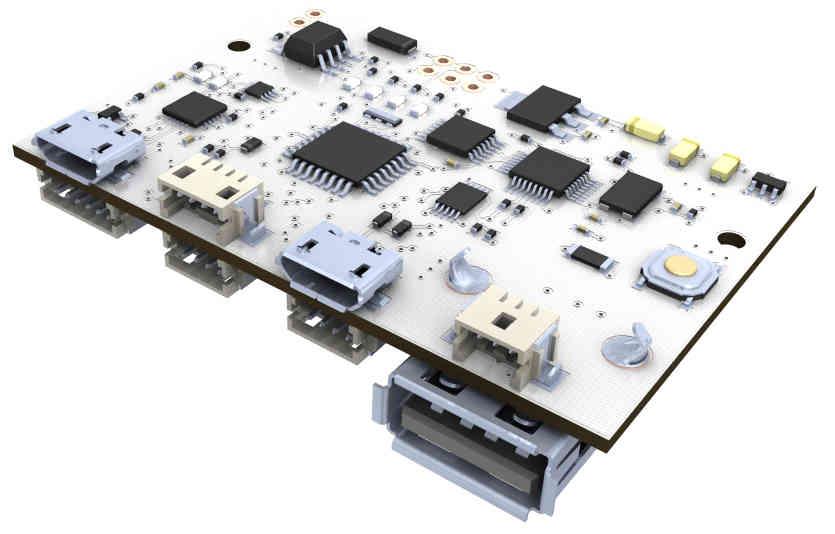 Archived:Open Camera Control Board — Rover documentation