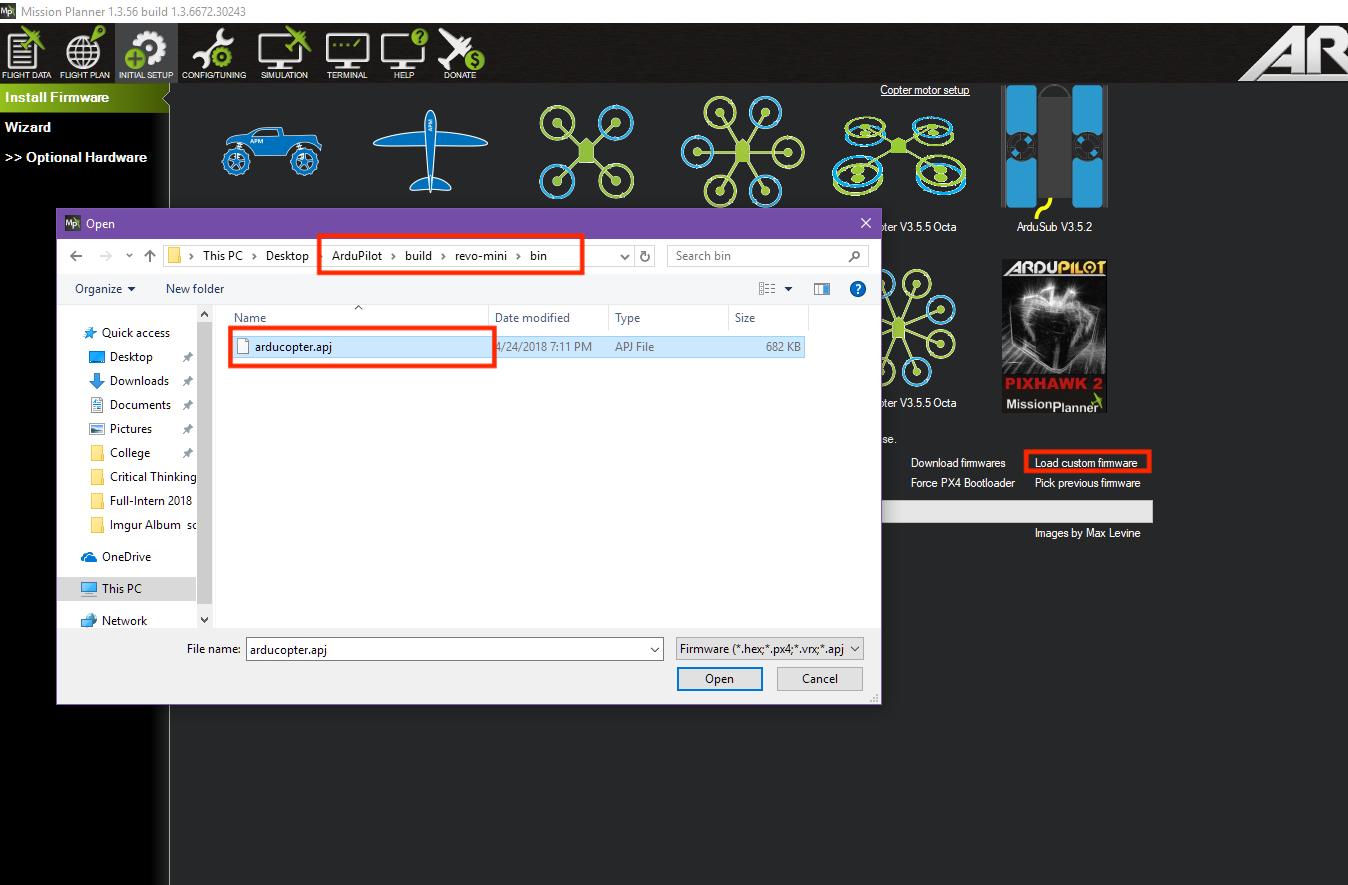 Openpilot Revolution And Revomini Rover Documentation Mini Cc3d Revo Wiring Diagram Images Load Firmware