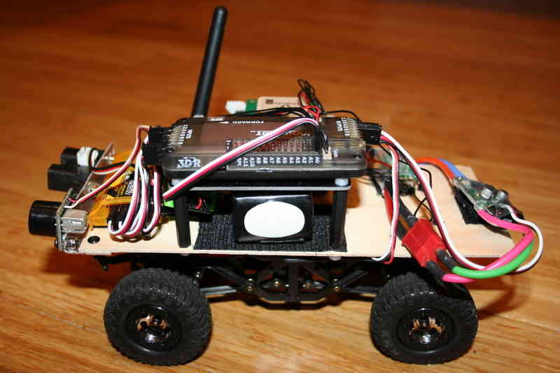 Archived:Rover APM2 x Wiring and Quick Start — Rover