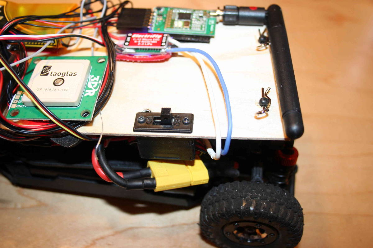 Start Stop Switch Rover Documentation Rc 2 Way Video